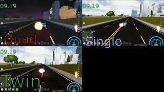 How long do turbos last? | ROBLOX: Vehicle Simulator