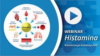 Nietolerancja Histaminy HIT  - RELACJA Z WEBINARIUM