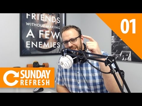 Microsoft's New App, Instagramer's Get Busted & Google Play Music | Sunday Refresh #01