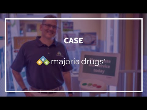 HappyOrNot - Case Majoria Drugs