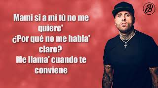 Download Te Robaré - Nicky Jam x Ozuna (LETRA) Mp3 and Videos