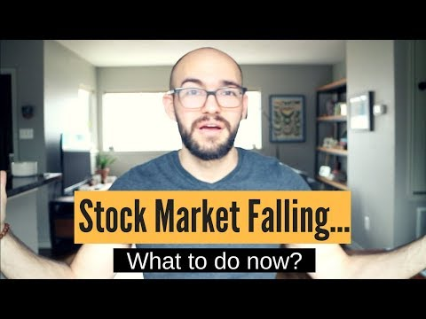 Stock market is falling!....Now what?   Investment Strategies