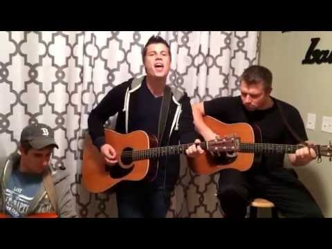 "Lawson bates, Zach bates, & Caleb bates jamming! ""This little light of mine"""