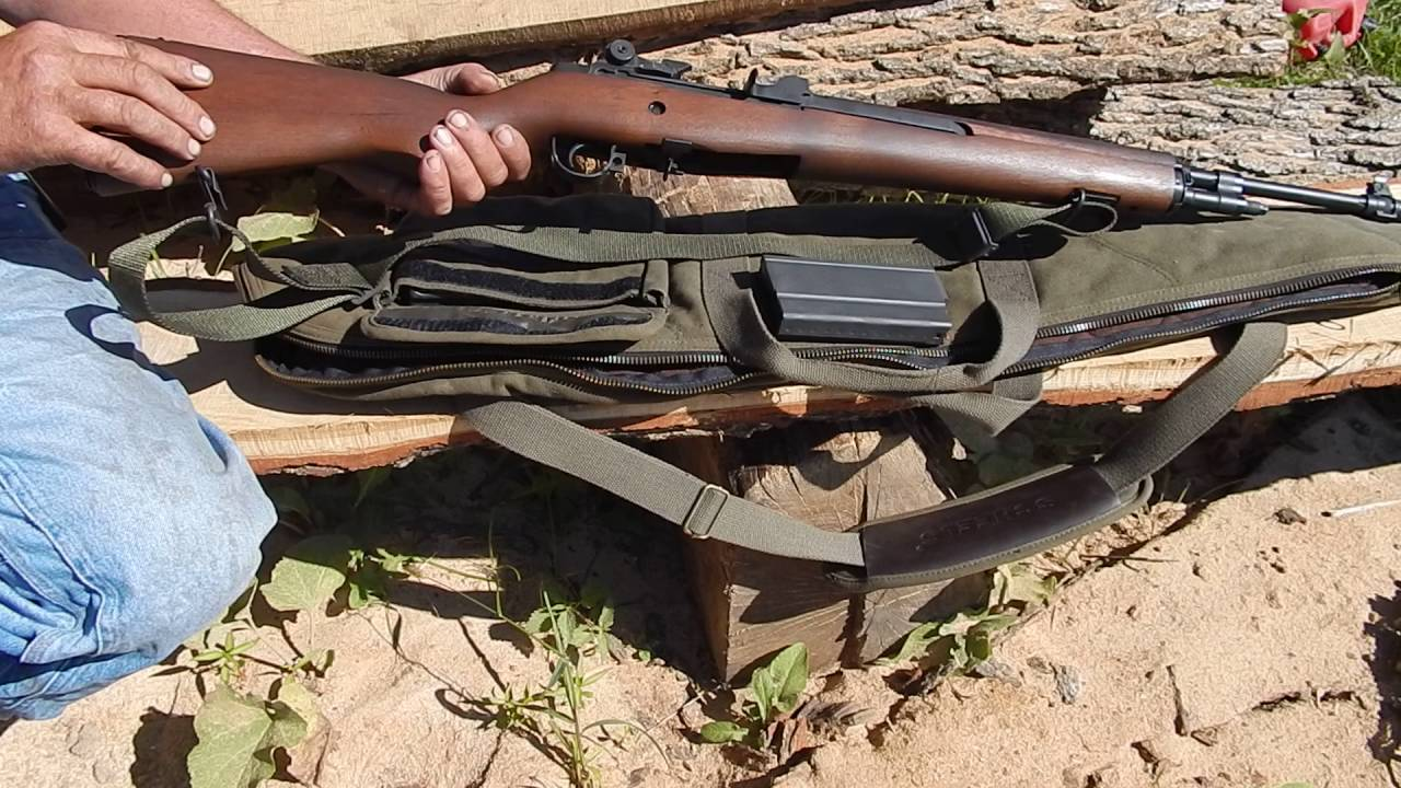 Boyd S Wood Stock On The M1a Youtube