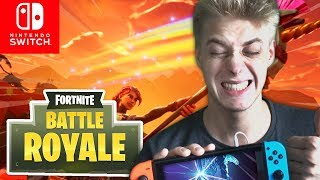 🔴 Mit EUCH im Team zocken! | Fortnite Nintendo Switch Deutsch