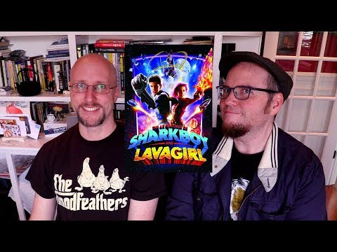 Nostalgia Critic Real Thoughts On Sharkboy And Lavagirl
