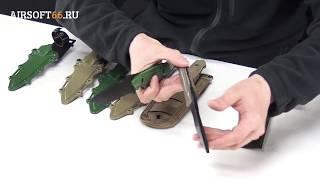 видео тренировочные ножи