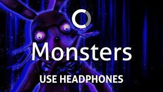 Kyle Allen Music - Monsters (feat. JT Music, Swiblet & Tohru) (8D)