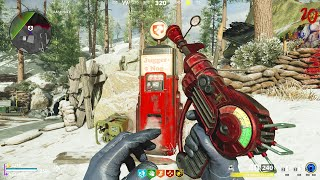 BLACK OPS COLD WAR ZOMBIES - RAY GUN & WONDER WEAPON GAMEPLAY!