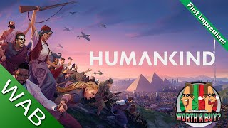 Humankind First Impressions Review - Worthabuy? (Video Game Video Review)