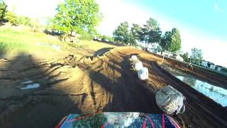 Battle Creek MX 8-22-16 250C Moto 2