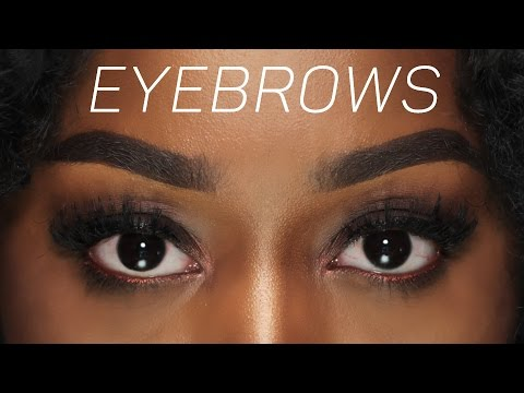 HOW TO: PERFECT EYEBROWS | Faded Baddie/Instagram Brows Beginner Friendly Tutorial l 101 PRO TIPS  ♡