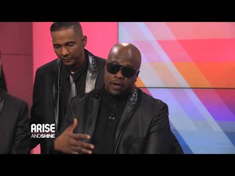 Hi-Five, Legendary R&B group on Arise and Shine