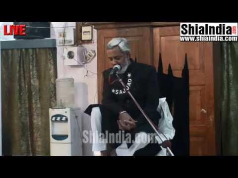 24th Safar Majlis at Qaiser Manzil 1436-2014-15