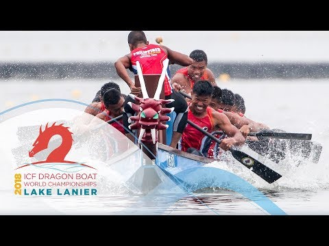 2018 ICF Canoe Dragon Boat World Championships Lake Lanier / Day 2