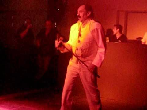 Oscar Ojeda LPA Freddy Mercury Fiesta LPA Live In BA