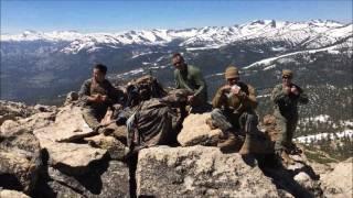 2nd Battalion 23rd Marines at MTX 2017-3