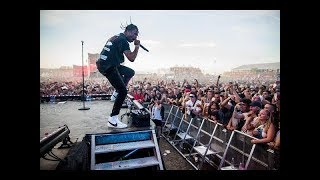 Travis Scott - goosebumps (Live at Openair Frauenfeld 2017) AUDIO BOOST