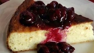 Ешь и худей: Пышная творожная запеканка в духовке без манки/Диетические рецепты правильного питания