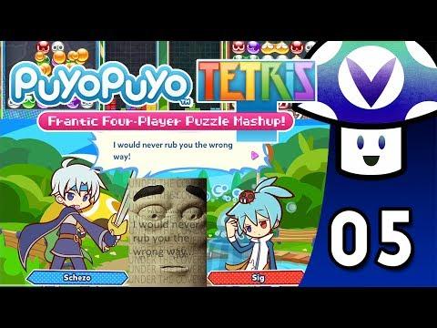 [Vinesauce] Vinny - Puyo Puyo Tetris (part 5)