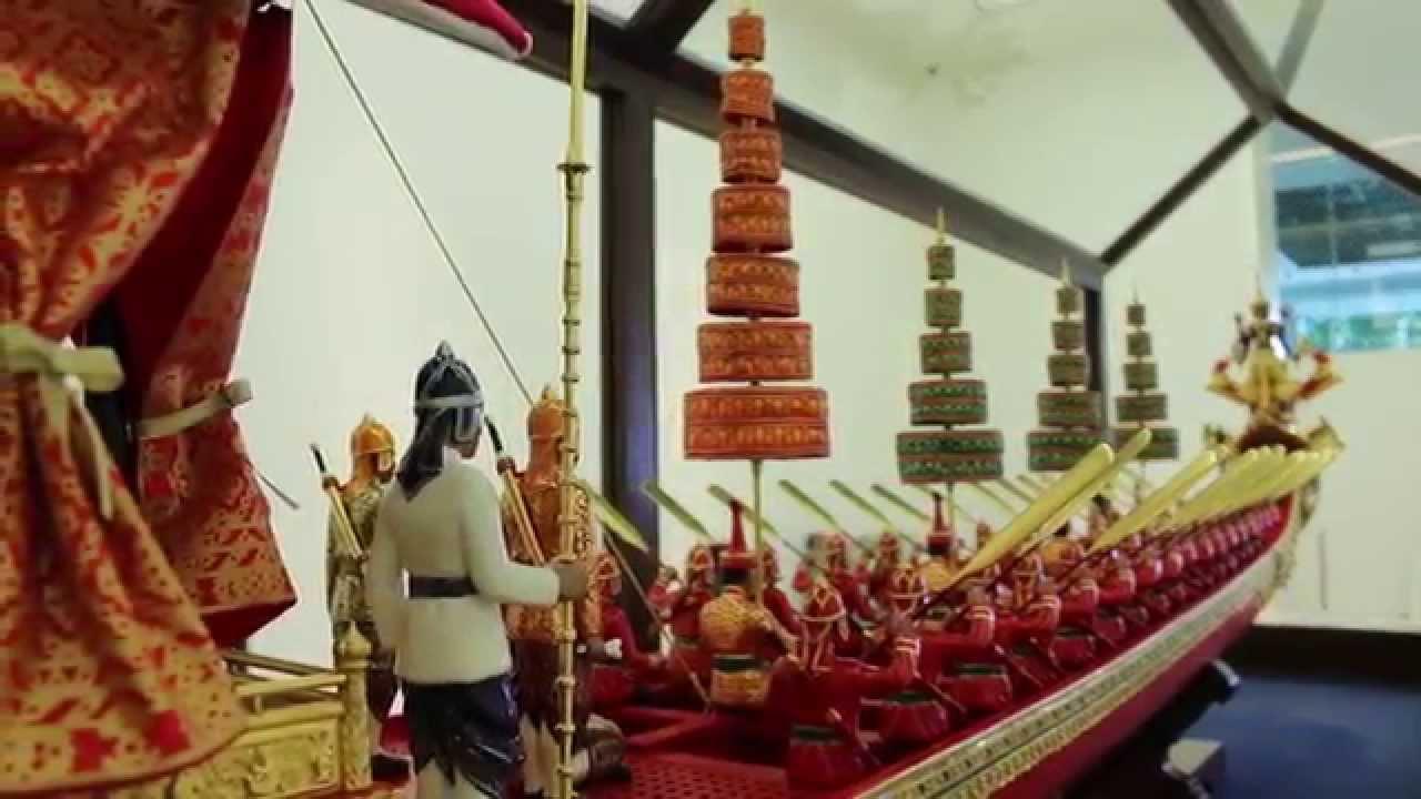 Art Exhibition | นิทรรศการศิลปะแนวประเพณีแห่งราชอาณาจักรไทย |  MOCA BANGKOK
