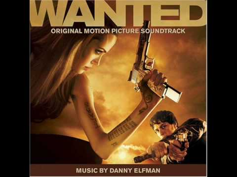 The Little Things  Danny Elfman Theme song to Wanted
