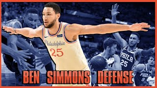 Is Ben Simmons The NBA's Best Defender? (Defensive Brilliance)