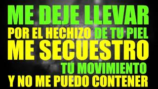 Vito - Bendito Alcohol (Video lyric) 2015
