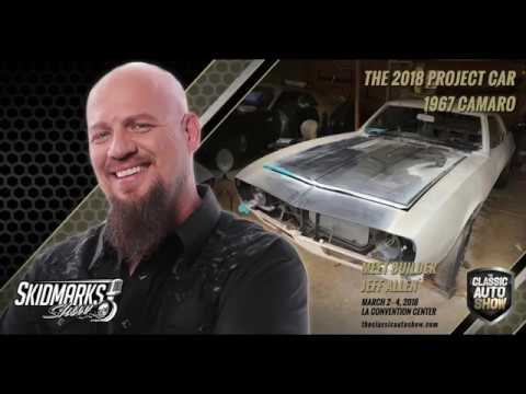 2018 Charity 67 Camaro Build for the Classic Auto Show