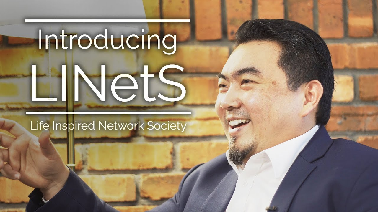Introducing LINetS (Life Inspired Network Society)