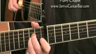 How To Play Harry Chapin Cat's In The Cradle Introduction