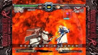 [GUILTY GEAR XX ACCENT CORE PLUS R] Order Sol Instant Kill - Dragon Install