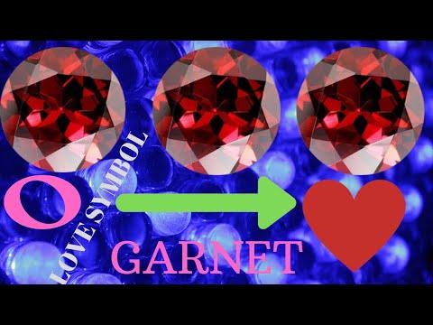 Stone to Cure Depression – Garnet Gemstone Benefits