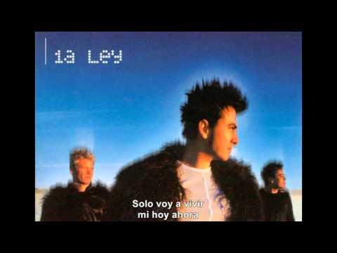 La Ley - Aquí LETRA HD