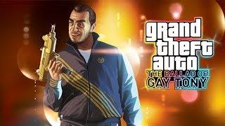 PSYCHOFANKA! [#4] GTA IV: The Ballad of Gay Tony