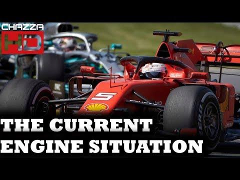F1 2019 Tech Analysis - Who Is Winning The Battle Of The Engines