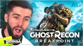 RECORDING A MONTAGE WITH SIMON?! (Ghost Recon: Breakpoint)