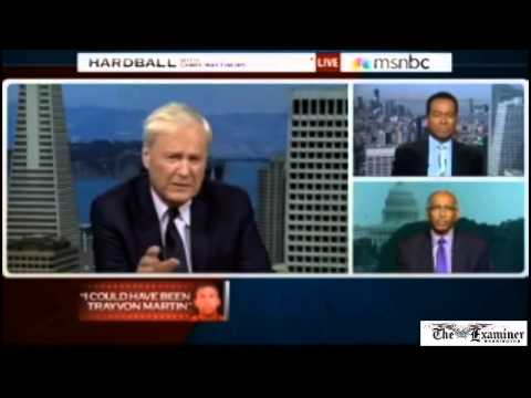 Here's Chris Matthews' Apology on Behalf of 'All White People'
