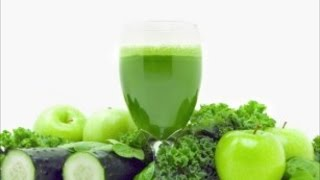 GREEN JUICE RECIPE FOR A HEALTHY HEART