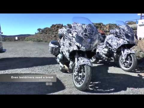 Spy Shots - BMW R1200GT / R1200RT - New Model 2014 / 2015 - Top Secret