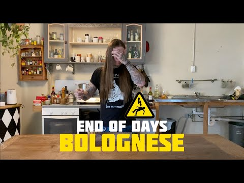 End of Days Bolognese