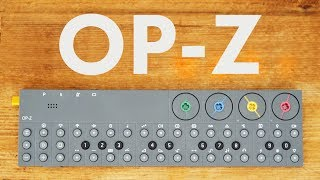 Teenage Engineering OP-Z!!