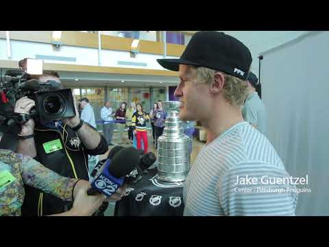 2017 Pittsburgh Penguins Stanley Cup Visit