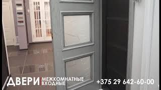 Обзор межкомнатной двери шпонированная Премиум Квадро