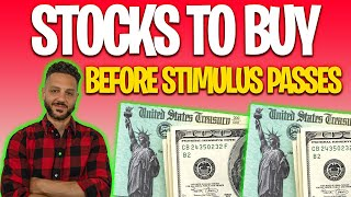 Best stocks to buy NOW before stimulus passes 🚨🔥 [best stocks to buy]
