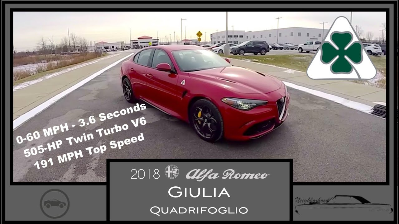 Alfa romeo giulia quadrifoglio review youtube 14