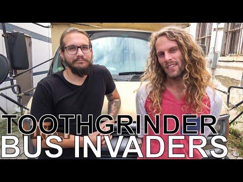 Toothgrinder - BUS INVADERS Ep. 1268