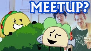 Inanimate Insanity & BFDI Crossover!? - L.A. MEETUP ON 6/24/18