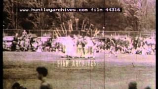 Canadian Army Films, 1940's - Film 44316