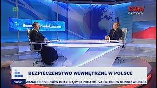 Rozmowy niedokończone: Bezpieczeństwo wewnętrzne w Polsce cz. I